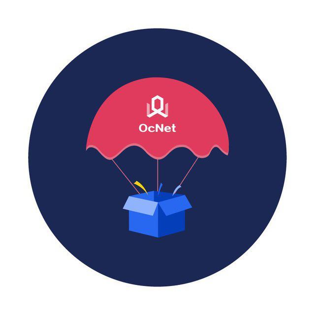 Logo OcNet (OCNET) Airdrop